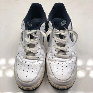 07' Nike Air Force One sz 10.5